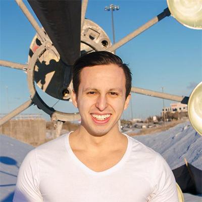 Andres Tovar - Étudiant programme d'entrepreneuriat coop uOttawa RBC