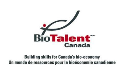 Logo Bio Talent Canada