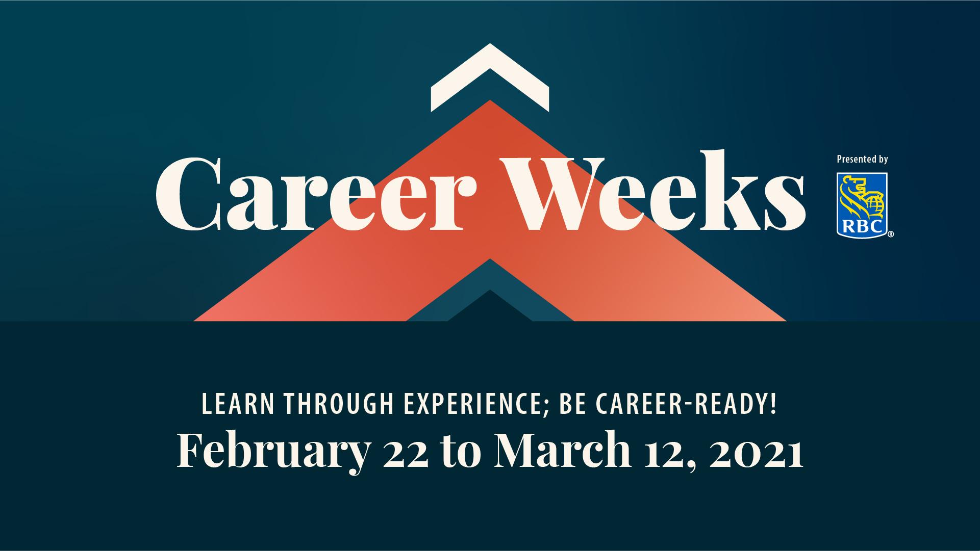 Career Weeks