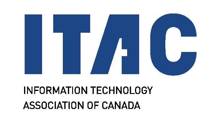 English logo Information Technology Association of Canada (ITAC)