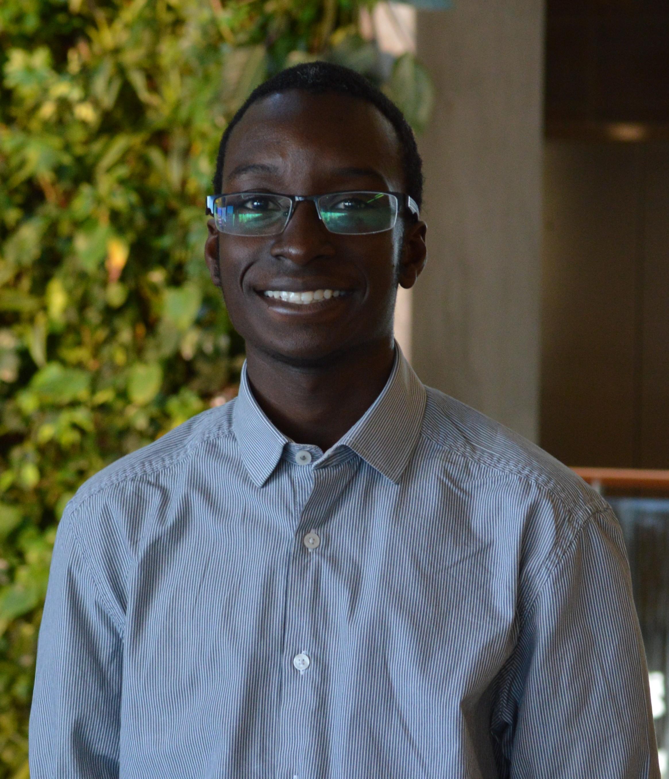 Loic Darboux - Étudiant programme d'entrepreneuriat coop uOttawa RBC