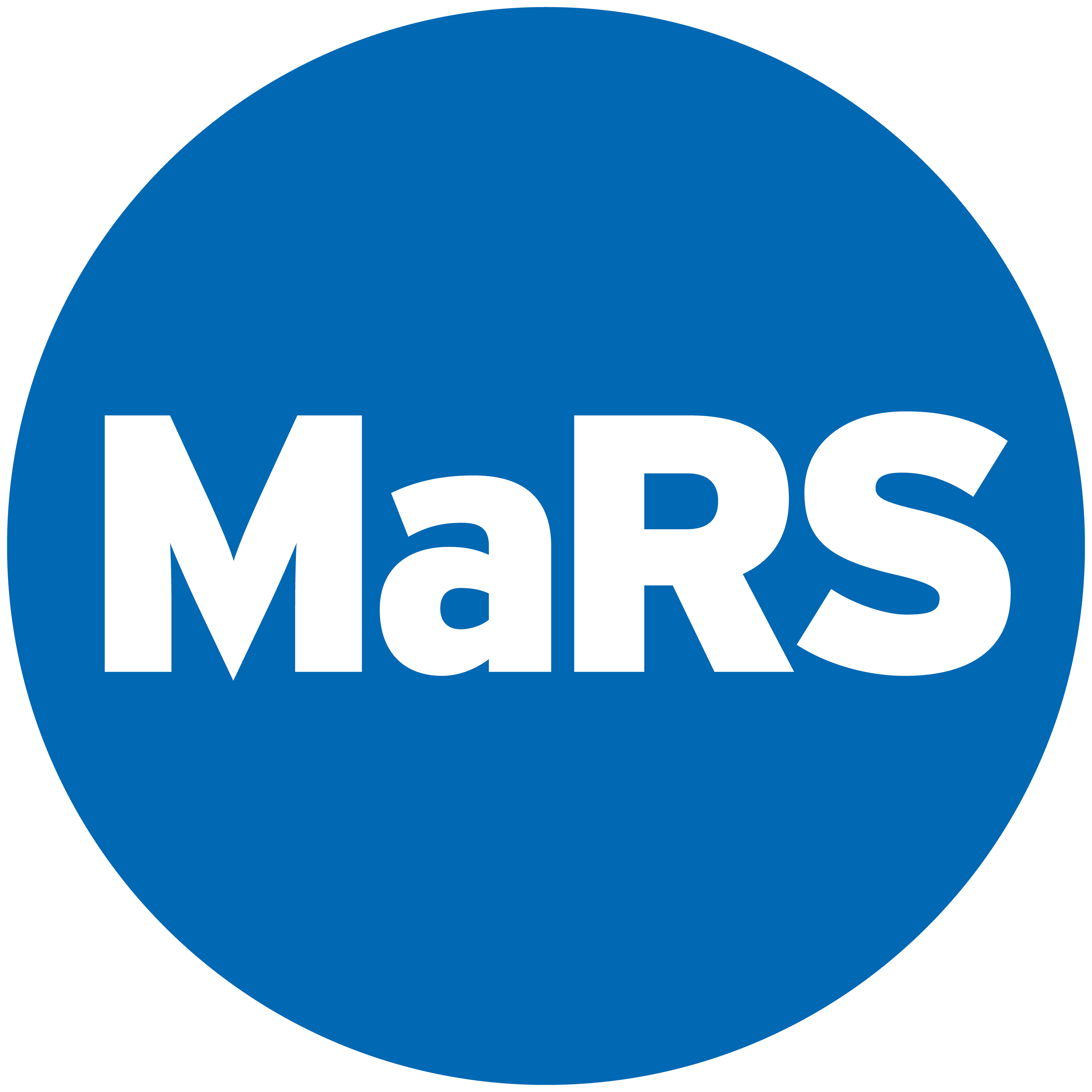 Logo MaRS Discovery District