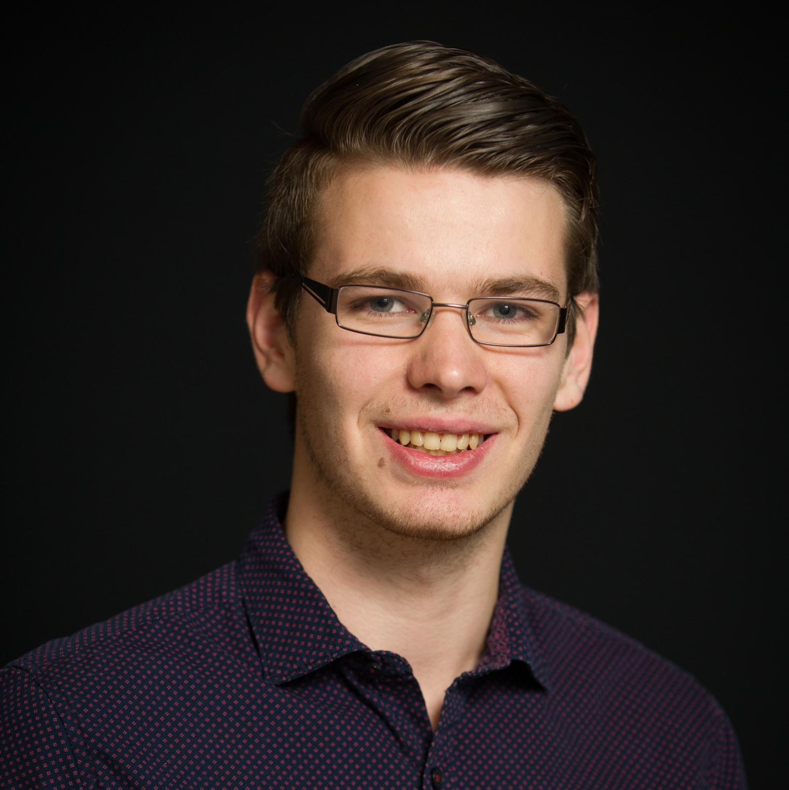 CO-OP Student of the year - Faculty of Engineering - Shawn Lamothe